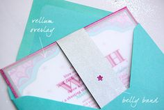 Great ideas for embellishing printables for your next party invitation