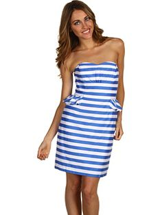 Lilly Pulitzer striped dress, $198.