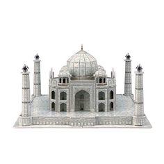 3D Puzzle - Taj Mahal - SuperSmartChoices - 1