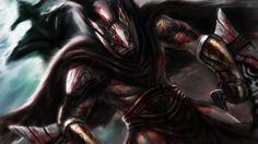 Bloodseeker Dota 2 Art