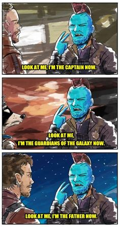 Yondu in Guardians of the Galaxy Vol.2