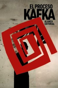 Nice style on this poster: El proceso, Franz Kafka
