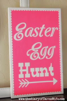 How cute is this Easter #printable?  Love it via @diarydaveswife