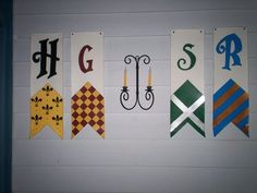 Harry Potter Wall decorations
