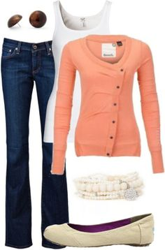 Fashion Style .. love the asymmetrical buttons!!