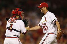 Yadier Molina Photo - Milwaukee Brewers v St Louis Cardinals 8.4.12