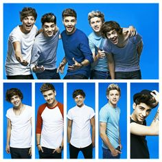 I Love One Direction Wallpaper | One Direction Collage 2 by ~I-Love-Music-1996 on deviantART