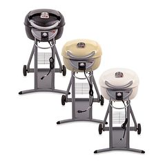 Camping BBQs And Grills 181388: Char Broil Tru Infrared Portable Patio  Bistro Electric Grill, Red | 14601911  U003e BUY IT NOW ONLY: $104.99 On EBay!