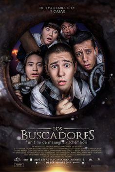 Los Buscadores (Seekers) by Juan Carlos Maneglia and Tana Schémbori Paraguay's #Oscars2018 entry