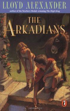 The Arkadians, 1995 Parents' Choice Award Gold Award - Books #Book