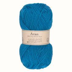 Aran - Turquoise