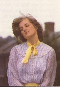 Diana Princess of Wales 1983