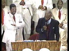 """When God put a saint in the hand of satan"" - Bishop William L. Bonner P..."