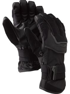 Burton Impact Snowboard Gloves #men #snowboarding #travel