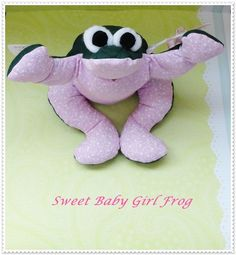 'Baby Girl Frog' is going up for auction at  7pm Thu, Jun 28 with a starting bid of $20.