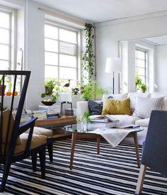 Scandinavian living room | Norrgavel