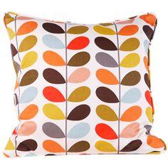 The Orla Kiely Multi Stem Cushion
