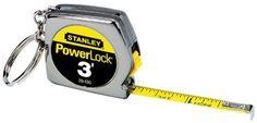 Stanley 39-130 3 x 1/4-Inch PowerLock Key Tape - http://www.henryspowertools.com/shop-2/stanley-39-130-3-x-14-inch-powerlock-key-tape/