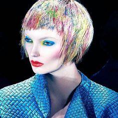 #ESTETICALIKES #ESTETICAUSA 🍭🌸🍭 @barryjeffery -  #bha #shoot for @craigchapman1971 with @katejeffery1 @elizabethritamua #beautyphotography #hairphotography #haircolor #blonde #fashion #photography #photographer #beauty #makeup #flash @direct_photo @profotoglobal @canonuk @canonusa @redkenofficial Jang Paul - #regram @jangon111 #hairinspo #pastelhair #pixiehair #candyhair #coloredhair