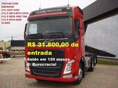 Volvo Fh500\460 S Burocracia P\ 1º Caminhao - Ano 2016 - 0 km - em Mercado Livre