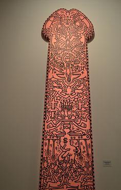 Keith Haring Penis