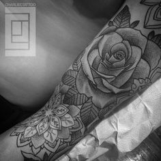 Charlie Cung Tattoos