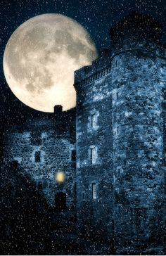 Fort William, Outlander (Blackness Castle, Scotland)