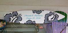 Signo de invitado de boda madera 6 pies en por SerendipitySurfShop