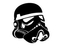 Image Result For Stormtrooper Helmet Stencil