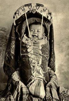 Wasco baby - Oregon circa 1920