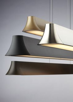 Tech Lighting 700LSZHN Zhane Linear Suspension Ceiling Light 700LSZHN