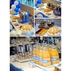 Cookie Monster Party Food