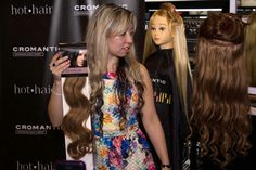 Conoce las extensiones de pelo Hot Hair de Cromantic en http://viviangilro.blogspot.com/2015/04/conoce-las-extensiones-de-pelo-hot-hair.html