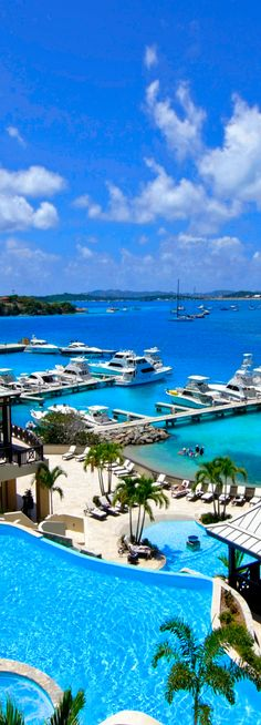 Scrub Island Resort Spa & Marina - British Virgin Islands.  ASPEN CREEK TRAVEL - karen@aspencreektravel.com