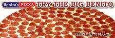 Benito's Pizza in Ann Arbor, MI