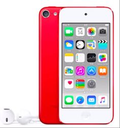 SALE Apple iPod Touch 32GB RED 6th Generation BUNDLE 1year WARRANTY  APPLE CARE #Apple