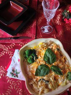 Easy Chicken Dinner Meal: Broccoli and Chicken Casserole #CozyChicken