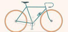Imágenes de bicicletas en movimiento Gifs