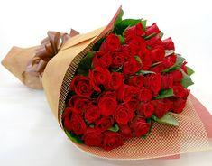 バラの花束 : クリスマスプレゼント
