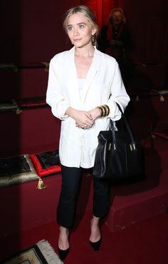 Daily Style Icon: Ashley Olsen :: Company.co.uk