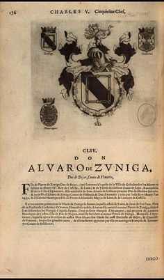 158. 1519, 19th Chapter of the Order, Barcelona; Alvaro de Zuniga y Guzman, 2nd Duke of Béjar (1455-1531).