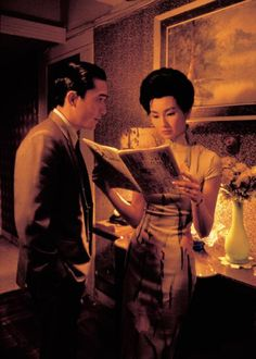 WKW | IN THE MOOD FOR LOVE | 2000 | #WongKarWai