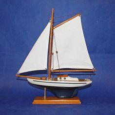 30CM Sailboat Yacht Wooden Models