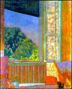 By Pierre Bonnard