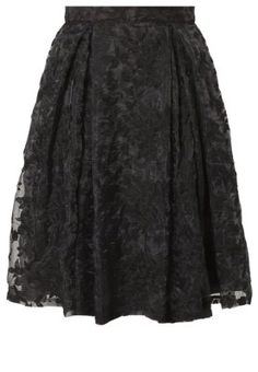 #black #revival #skirt #fashion #elegant