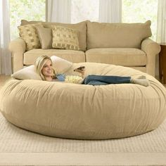 Don't this look so comfy...