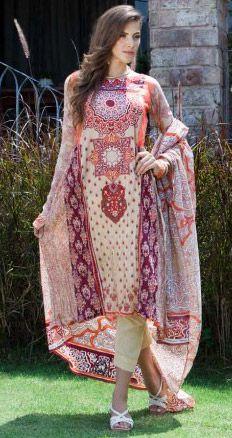 0dc15ac2c0 Cotton Lawn Salwar Kameez Dress $49.99 DESIGNER LAWN 2014 Pakistani Indian  Dresses Online, Men Women Clothing and Shoes | PakRobe.com