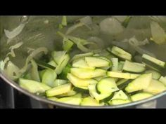 Episódio 52 Bróculo 1:5 Sopa de Bróculos (com ovo escalfado)