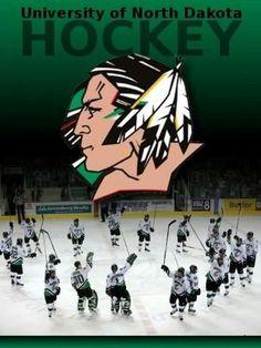 Hockey Logos, Hockey Teams, Hockey Players, North Dakota Hockey, University Of North Dakota, Ice Hockey Rink, Fighting Sioux, Red River Valley, Grand Forks