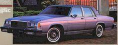 1984 Buick LeSabre Limited Sedan